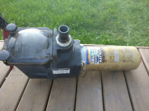 Moteur de piscine Hayward Super Pump 2 HP