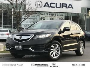 2016 Acura RDX Tech at