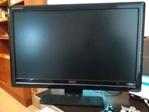 23 inch 1080p AOC Envision Series tv/monitor