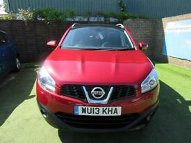 2013 Nissan Qashqai 1.6 dCi Tekna 4WD 5dr (start/stop)