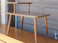 Table basse vintage 1971 antique rétro