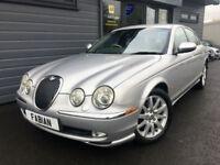 2002 Jaguar S-Type 4.2 V8 *Range Rover Engine - Full Jaguar History**