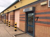 Commercial Premises Unit Warehouse available. Retail, Storage, Offices, Stoke-on-Trent, 1300sqft