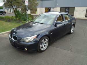 2005 BMW 5-Series 530i - CERTIFIED | NO ACCIDENTS | CLEAN
