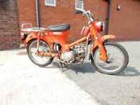 HONDA CT90 1974 - REQUIRES COMPLETION