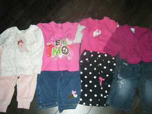 Girl's 3 month Clothing lot Windsor Region Ontario image 1