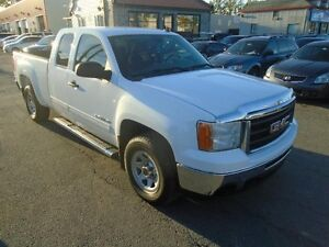 "GMC Sierra 1500 4WD Ext Cab 143.5"" SL Nevada Edition 2011"