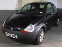 Nov 2002 FORD KA 1.3 * 1 Owner From New * 56k * Spares Repairs Needs Welding !