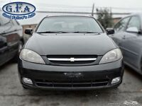 2005 Chevrolet Optra Sunroof
