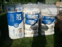 13 Bags of R40 Insulation