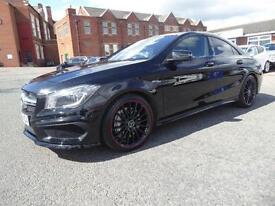 2015 Mercedes-Benz Cla Class 2.0 CLA45 AMG Speedshift DCT 4-MATIC 4dr