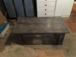 coffee and end tables/console tables