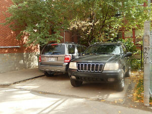 Parc Lafontaine - Plateau Montreal - outdoor parking @ $85.00/m