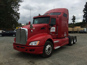 2010 Kenworth T660- Low Km's, Automatic