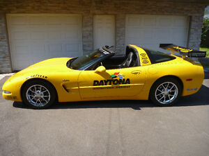Unique C5 Daytona Speedway Chevrolet Corvette F45