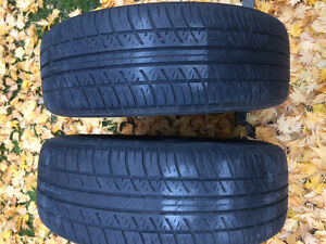 Sunfire or cavalier tires with rims