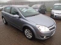 Vauxhall/Opel Astra 1.7CDTi 16v ( 100ps ) 2007MY Design