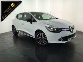 2014 RENAULT CLIO DYNAMIQUE M-NAV ENERGY TCE SERVICE HISTORY FINANCE PX WELCOME
