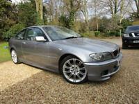 "2004 53 BMW 320 Ci M Sport 2.2i 6 CYLINDER 24V 170 BHP AUTOMATIC COUPE FSH 18"""