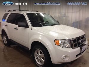 2011 Ford Escape XLT  - one owner - local - trade-in - sk tax pa