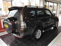 2017 Mitsubishi Shogun 3.2 DI-DC [187] SG3 5dr Auto Diesel bronze Automatic