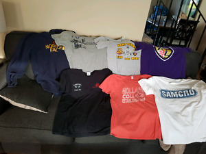 Men's used shirts