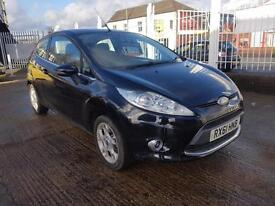 Ford Fiesta 1.25 ( 82ps ) 2012MY Zetec