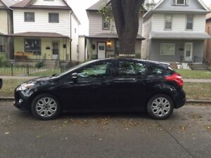 Mint condition Ford Focus 2012