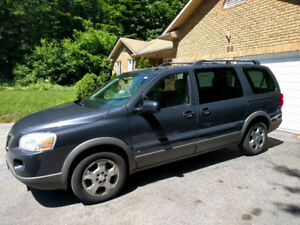 Pontiac Montana SV6 Extended w/1SC, runs and drives great!