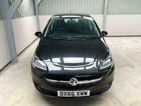 2016 Vauxhall Corsa DESIGN ECOFLEX Hatchback Petrol Manual