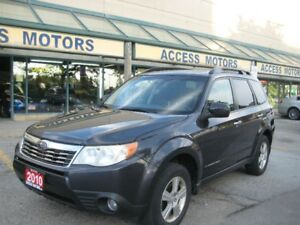 2009 Subaru Forester, Auto, Sunroof, No Accident, Best Price