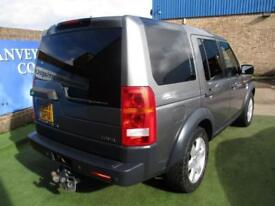 2007 Land Rover Discovery 3 2.7 TD V6 Panel Van 5dr