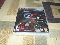 Gran Turismo 5 Playstation 3 game