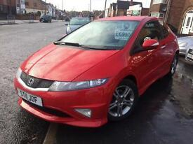 Honda Civic 1.4 i-VTEC Type S 2011 11 Reg 3 Dr Hatchback