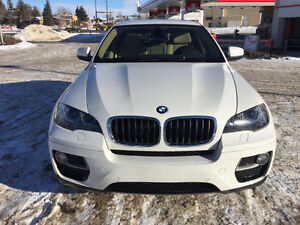 2013 BMW X6 xDrive35i in excellent condition