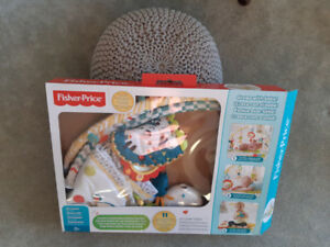 Activity play may Fisher price