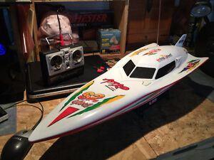 Speed Boat remote controled