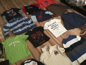Boys Clothes Back to School at Low Cost