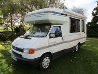 Auto Sleeper Clubman 2 berth motorhome for sale