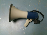 Megaphone for Sale - $60