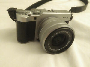 Fujifilm XA5 Black (MINT CONDITION 1 MONTH OLD) Pickup ONLY