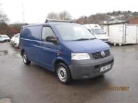 2003/53 Volkswagen Transporter 1.9TDI ( 85PS ) SWB T30 *** NO VAT ***