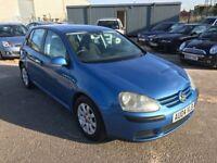 Volkswagen Golf Fsi SE 1.6 *1 Owner* History,6 Speed, Air Con, Alloys, 12 Month Mot 3 Month Warranty