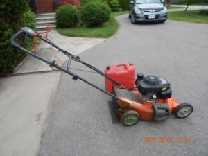 lawnmower with honda motor priced to sell