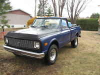 Chevrolet pick up 1971