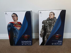 Man Of Steel 1:6 scale icon Statues