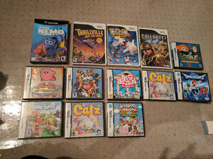 Selling Wii/DS/GameCube Games
