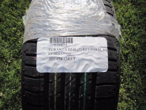 BRAND NEW Set of 4 Bridgestone Turanza EL42 RFT – 225/45 R14