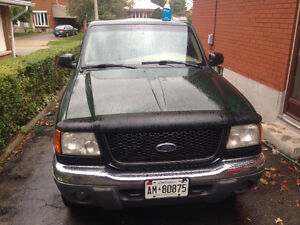 2001 Ford Ranger 4by4 sport 1800$ OBO Cambridge Kitchener Area image 1