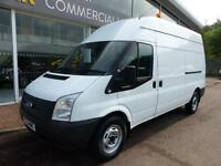 Ford Transit 2.2 Tdci 125ps 350 L3H3 Lwb High Roof Panel Van
